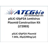 pSLIC-GfpP2A™ Lenti-Plasmid Construction Kit (LT2003)